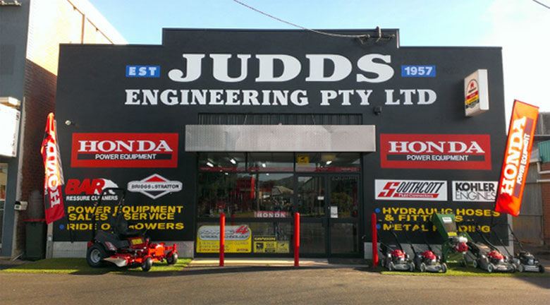 Judds Engineering Store Front