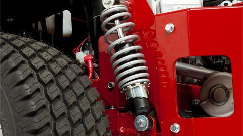 400s suspension