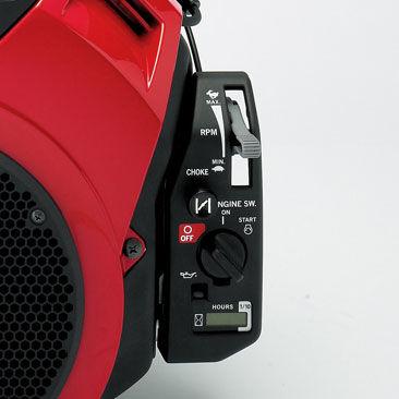GX630 controls