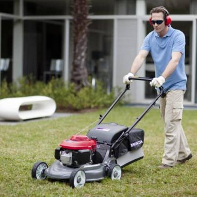 HRU19M1 Domestic Lawn Mower