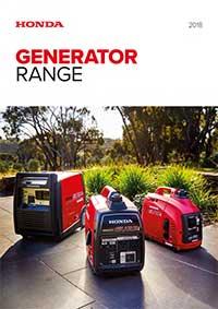 Honda 2018 Generator Brochure